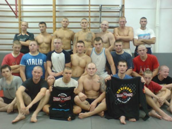 Sezon 2010 Rozpoczęty w klubie MMA Okniński Białystok