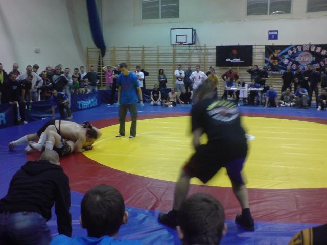 14.11.2010 Mistrzostwa Polski w MMA