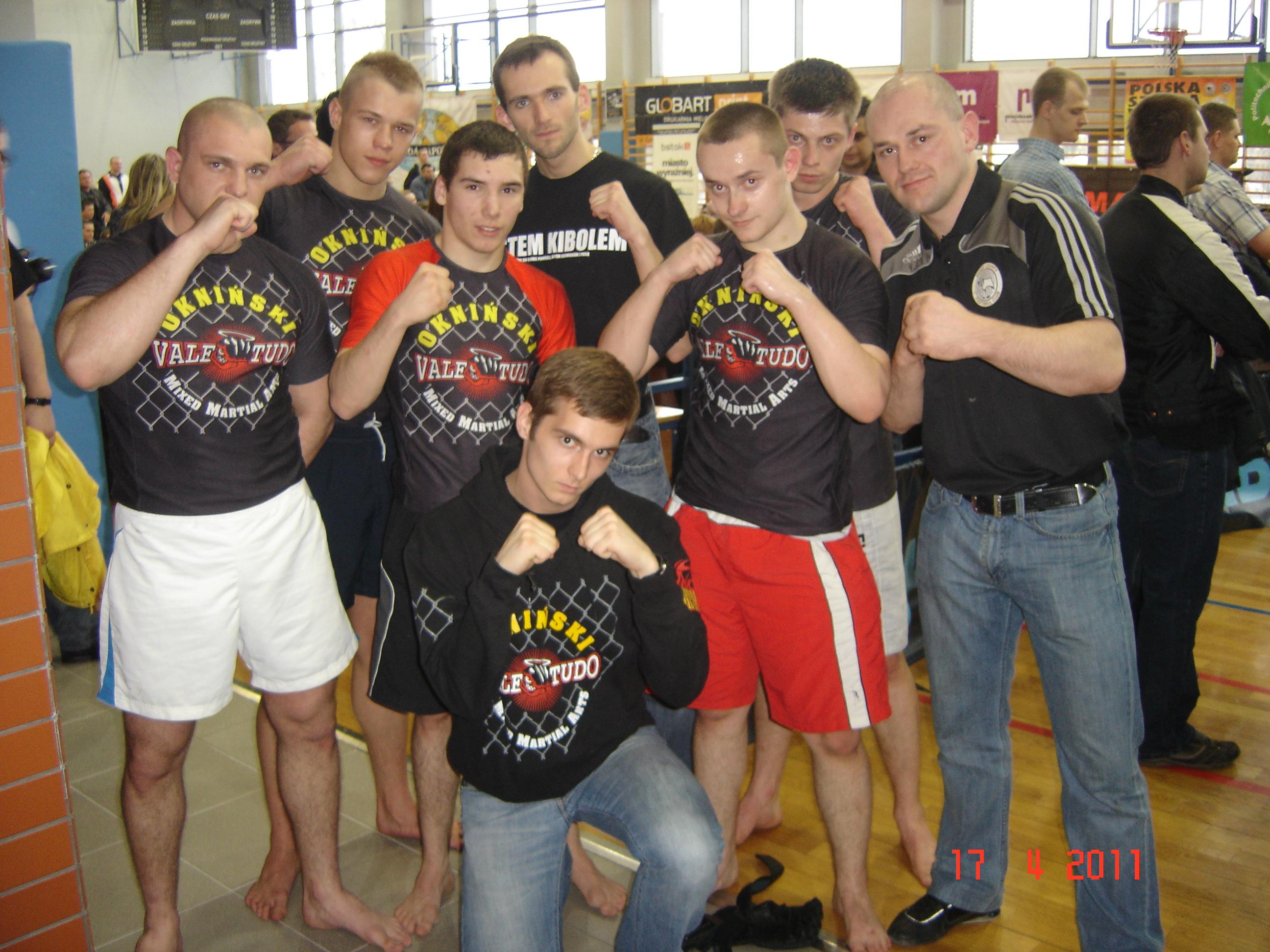 III Gala Sportów i Sztuk Walki w Białymstoku