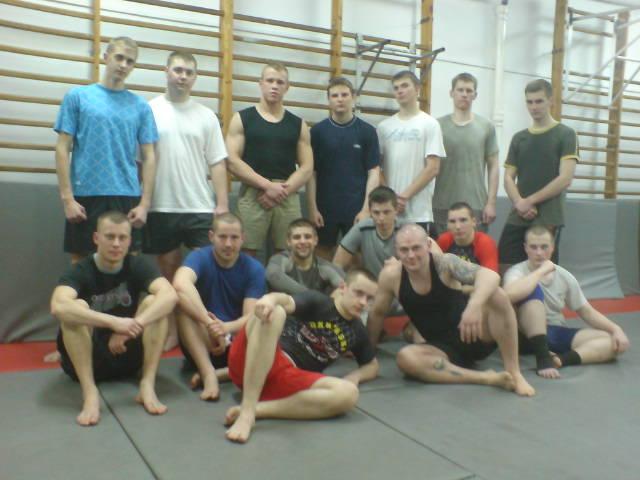 Seminarium z mistrzem świata K1