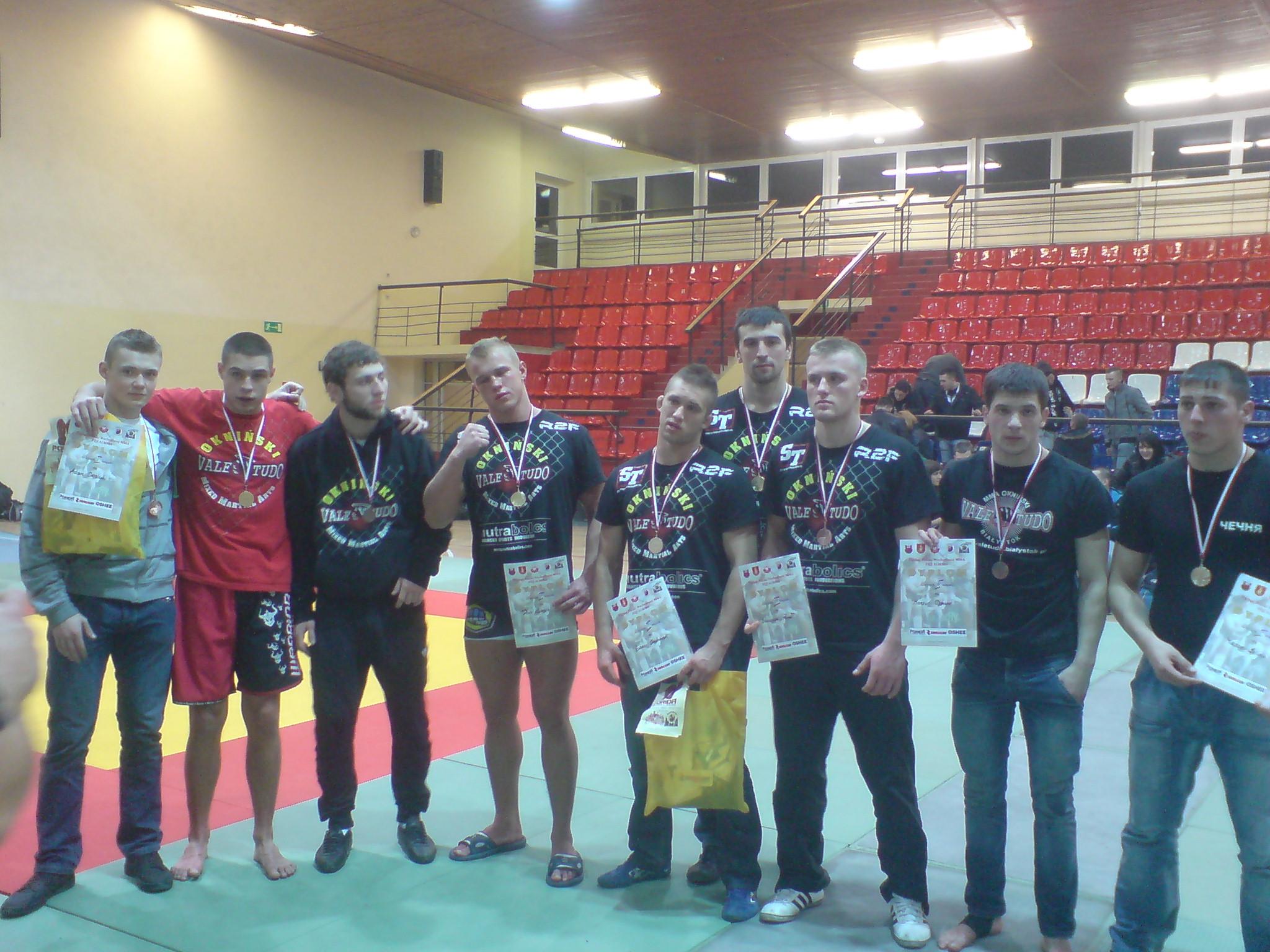 Puchar Polski Wschodniej w MMA i BJJ