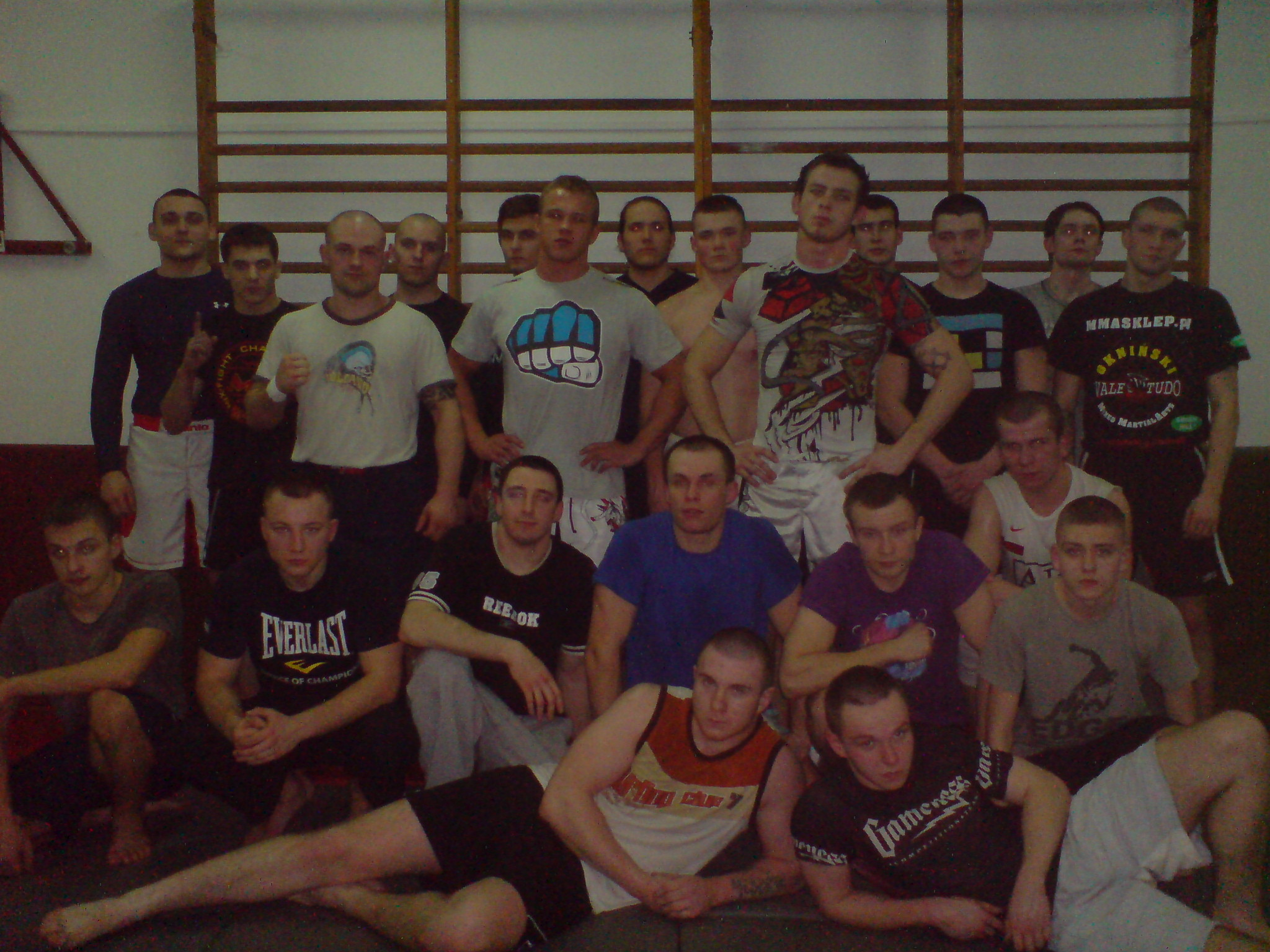 Seminarium z Krzysztofem Jotko. 18-24 lutego 2012 r.