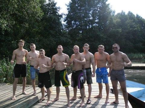 Obuz letni MMA Okninski team w Jakubowie