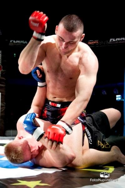 """12 Profesjonalna Liga MMA """"Black Dragon"""" w Bielsko Białej."""