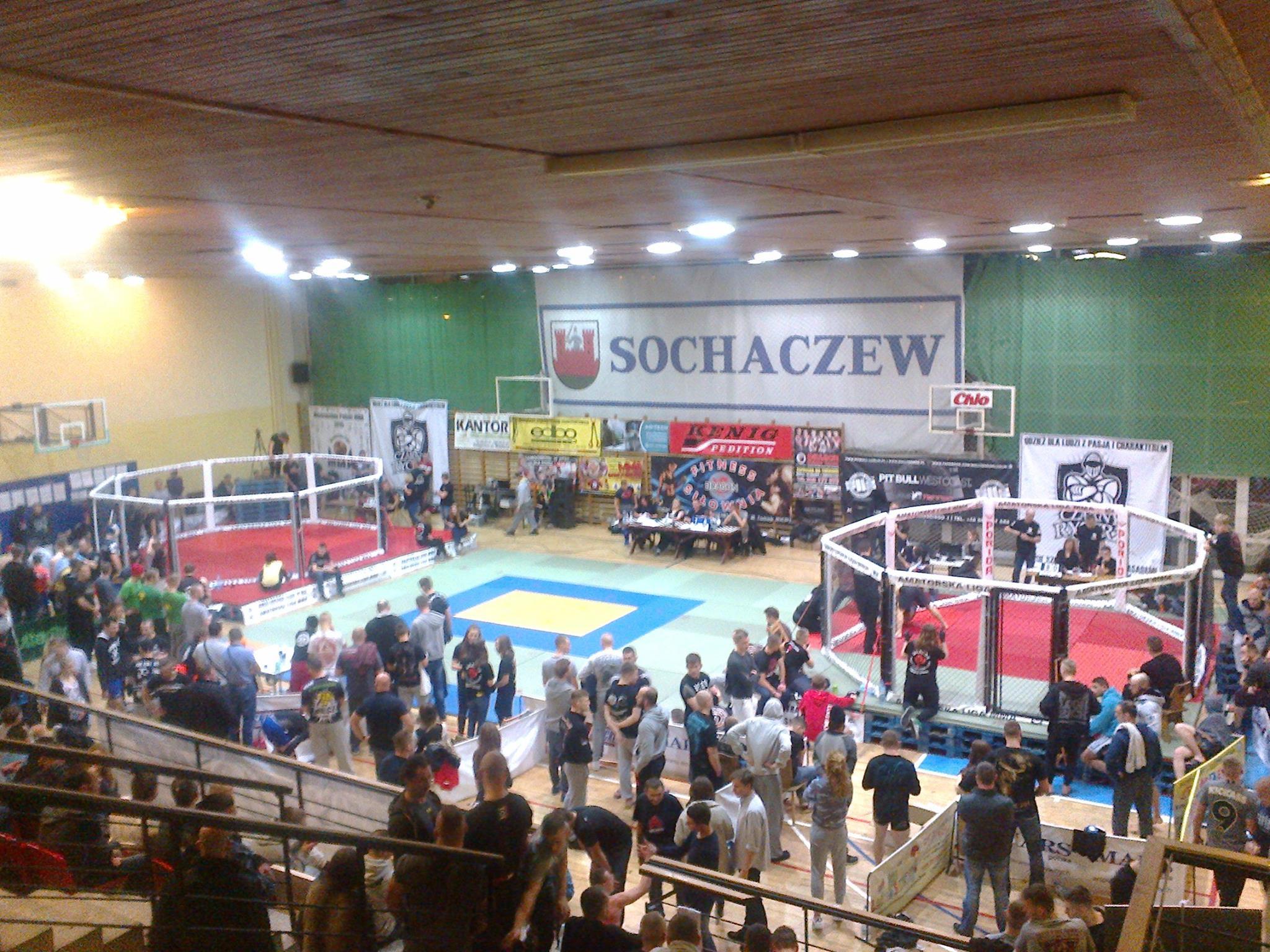 Mistrzostwa Polski w MMA za nami!