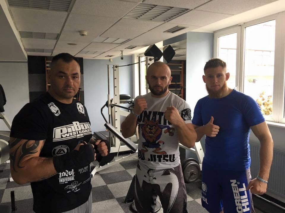 Mistrzostwa Europy IMMAF w MMA Praga 2016
