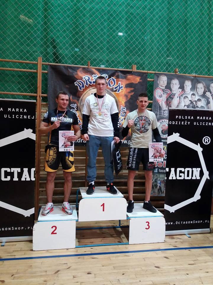 Mistrzostwa Polski Centralnej w MMA i Mistrzostwa Polski Kadetów i Młodzierzowców