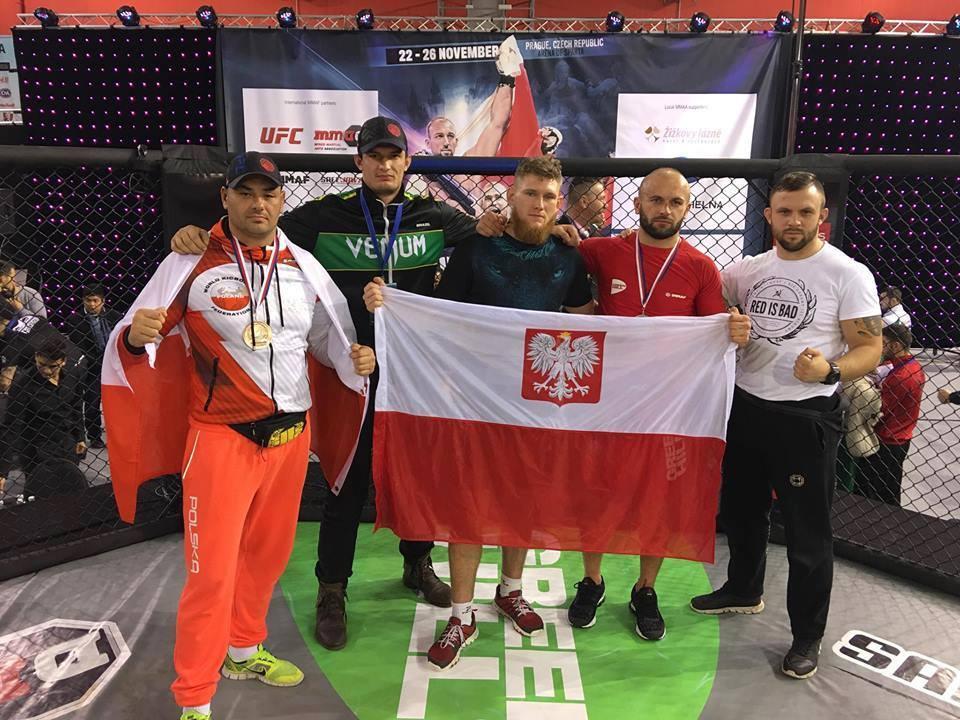 Relacja: Mistrzostwa Europy IMMAF w MMA Praga 2016